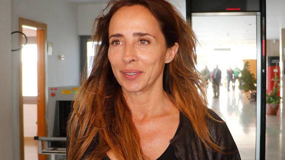 Foto: La periodista María Patiño durante el juicio en Arcos de la Frontera en Cádiz.