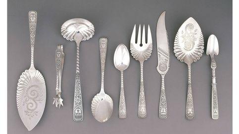 Comer con arte: los cubiertos como símbolo de la evolución de la sociedad