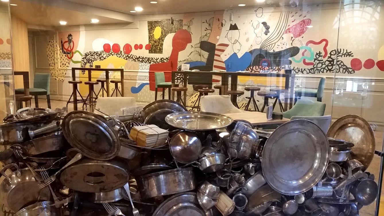 La Ontina, las tapas y la mesa del NH Collection Zaragoza