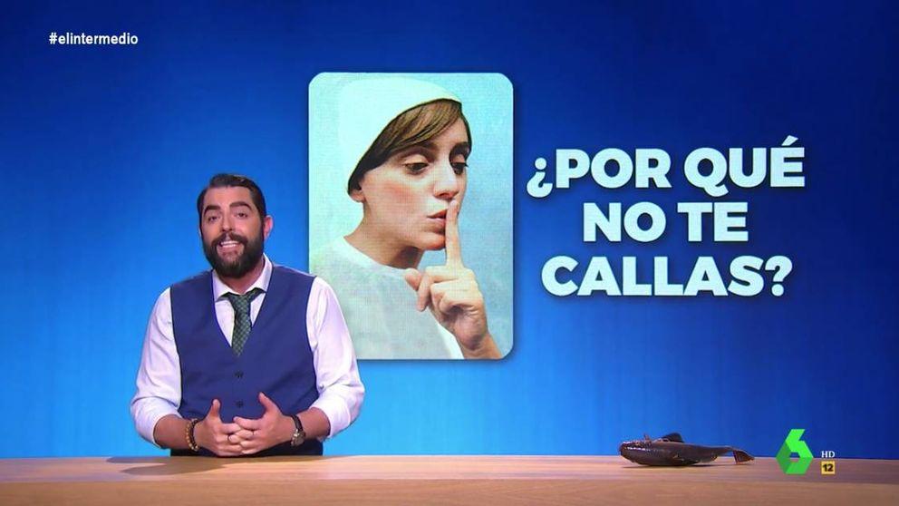 Dani Mateo critica la desafortunada cita machista de José Bono