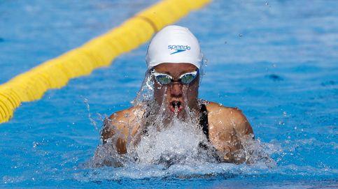La catalana Jessica Vall se cuelga la plata de 200 metros braza en el Europeo de natación