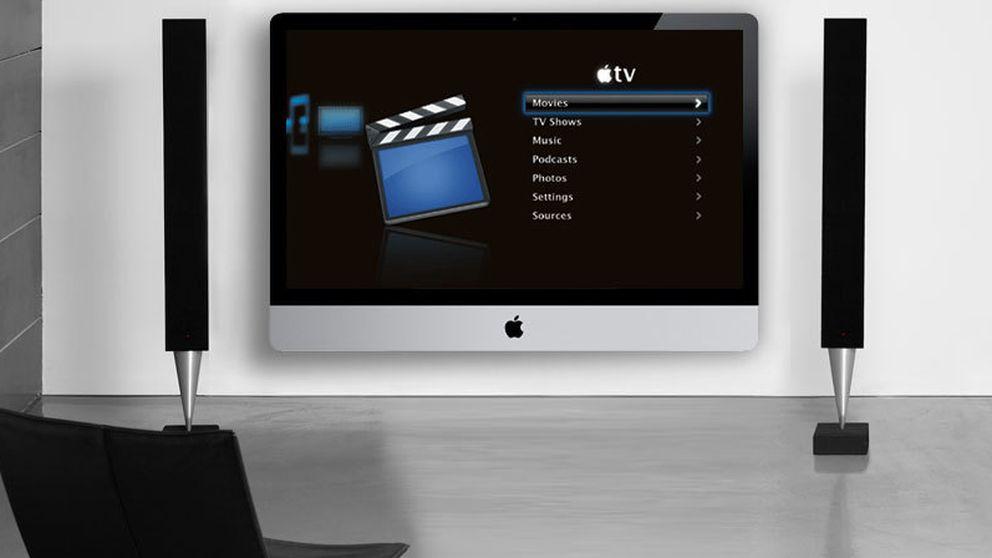 Apple, tu próximo 'one more thing' debería de ser un televisor