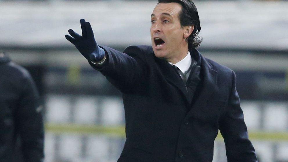 Monchi y su primer papelón en la Roma: dar boleto a Spalletti para fichar a Emery