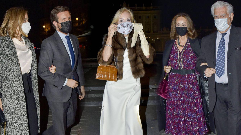 Preysler, Isabel Torres, Blanca Suelves... Los looks de su cita en la ópera (con toque de queda)