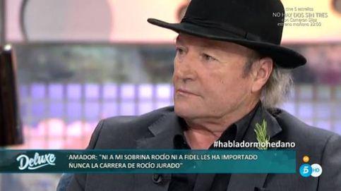 La traición que enfrentó a Rocío Carrasco con Amador Mohedano