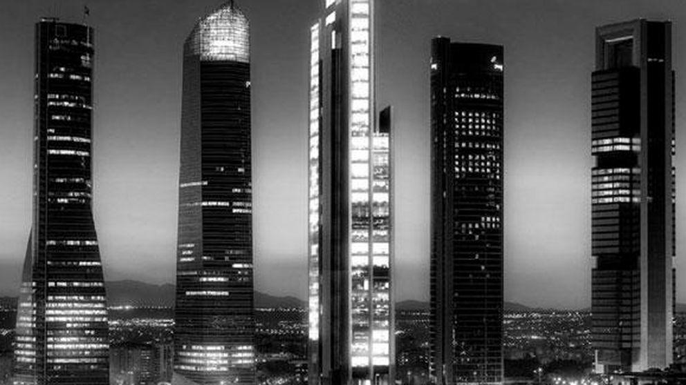 La quinta torre del 'skyline' de Madrid será un hospital privado