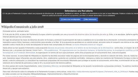 Cómo puedes acceder a la Wikipedia a pesar de su cierre temporal