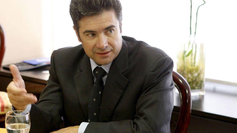 Foto: José Miguel García, cuando era consejero delegado de Jazztel. (EFE)