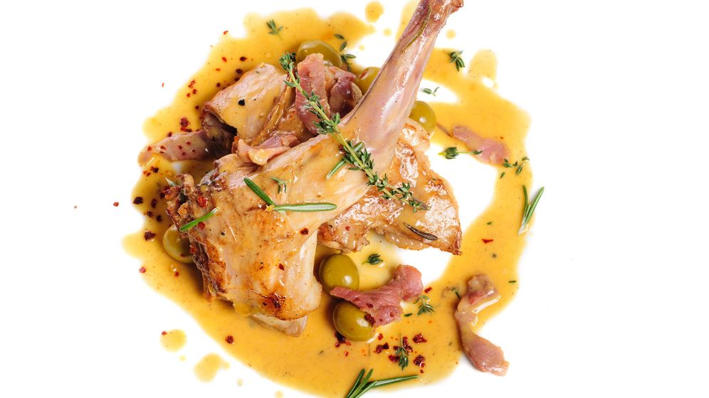 Foto: Este plato tiene muchas proteínas y escasa grasa. (iStock)