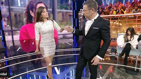 Jorge Javier avisa a Miriam Saavedra de la bajada a los infiernos que le espera