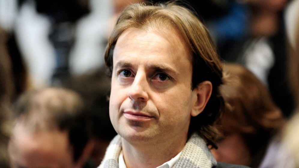 Foto: Josep Santacana en una imagen de archivo. (Cordon Press)