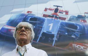 Ecclestone, con los 'pobres': En F1 hay mucho dinero mal distribuido