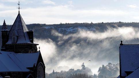 Niebla en Escocia