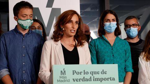 Más Madrid da el salto y se postula como alternativa a costa de la debacle del PSOE