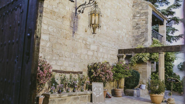 En el palacio de los Medinilla puedes celebrar tu boda. (Cortesía)