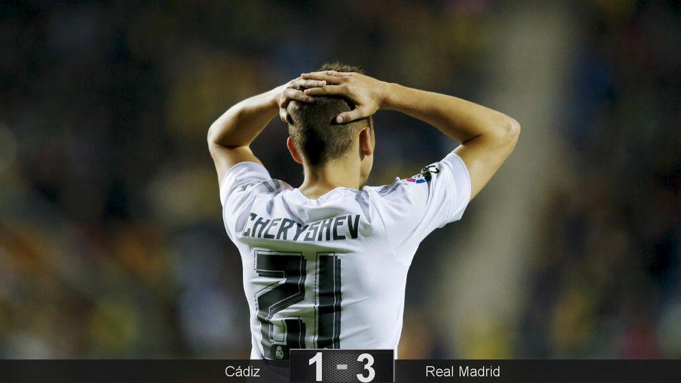 El Real Madrid podría ser eliminado por alineación indebida de Cheryshev