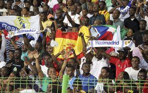 Obiang no quiere confirmar si acudirá o no al partido de España