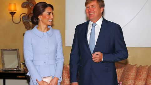 La duquesa de Cambridge viaja a Holanda en su primera salida al extranjero