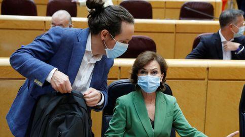 Última hora del coronavirus, en directo | Sigue la sesión de control al Gobierno en el Senado