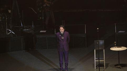 Joaquín Sabina suspende su concierto en Madrid tras quedarse sin voz