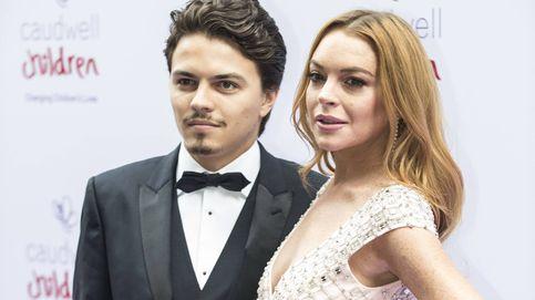 Lindsay Lohan, estrangulada por su novio (la agresión fue grabada)