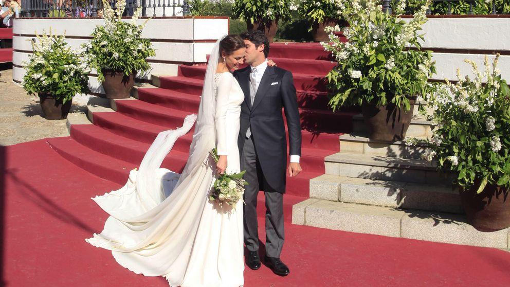 La boda de Cayetano y Eva en 10 claves que pasaron inadvertidas