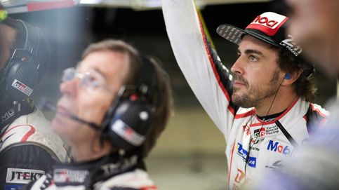 La cuenta atrás que tiene Fernando Alonso en la cabeza para las 6 Horas de Spa