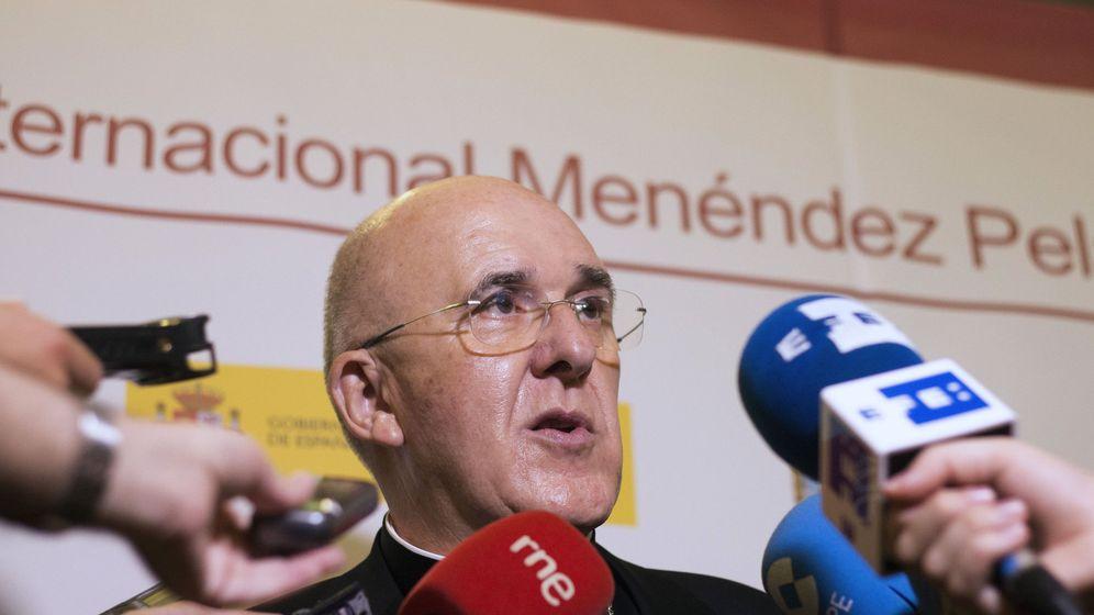 Foto:  El arzobispo de Madrid, el cardenal Carlos Osoro. (EFE)