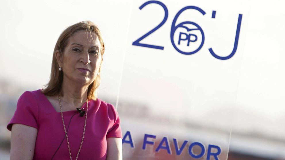 Rajoy propone a Ana Pastor para presidir el Congreso tras el pacto PP-Ciudadanos
