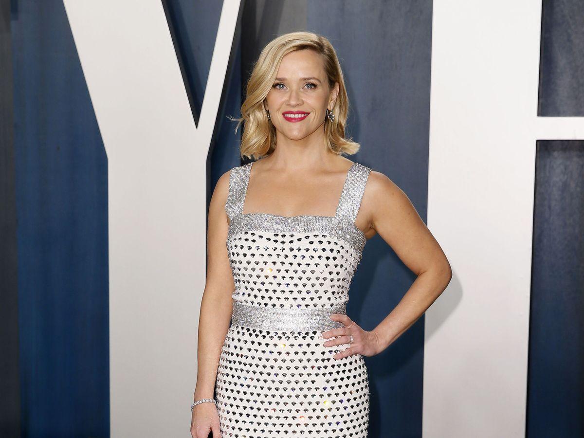 Foto: Reese Whiterspoon, en la fiesta posterior a los Oscar. (EFE)