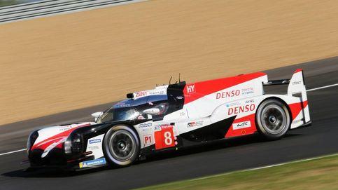 Toyota y Alonso marcan el mejor tiempo en la primera clasificación de Le Mans