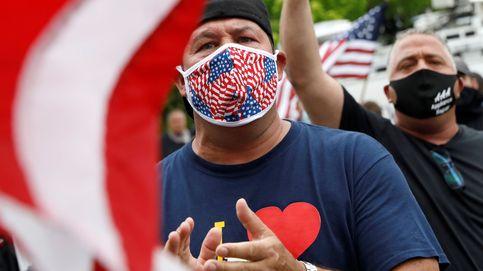 Estados Unidos supera los 2 millones de casos de coronavirus