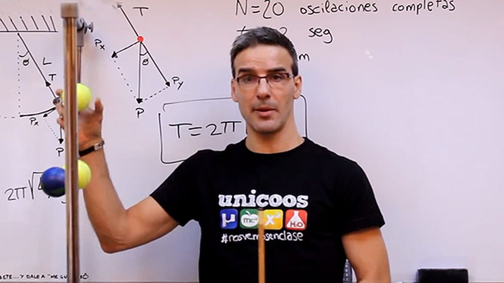 Clases particulares gratis en Youtube para los estudiantes de ciencias