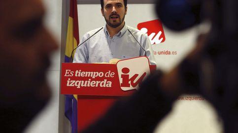 Garzón:  Rajoy es una trituradora de empleo y de la democracia