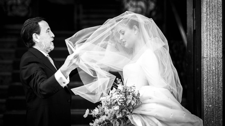 Uno de los momentos más emotivos del día. (Foto: Liven Photography)