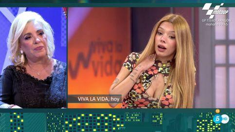 Borrego atiza a su sobrina, Alejandra Rubio: Va a terminar mal