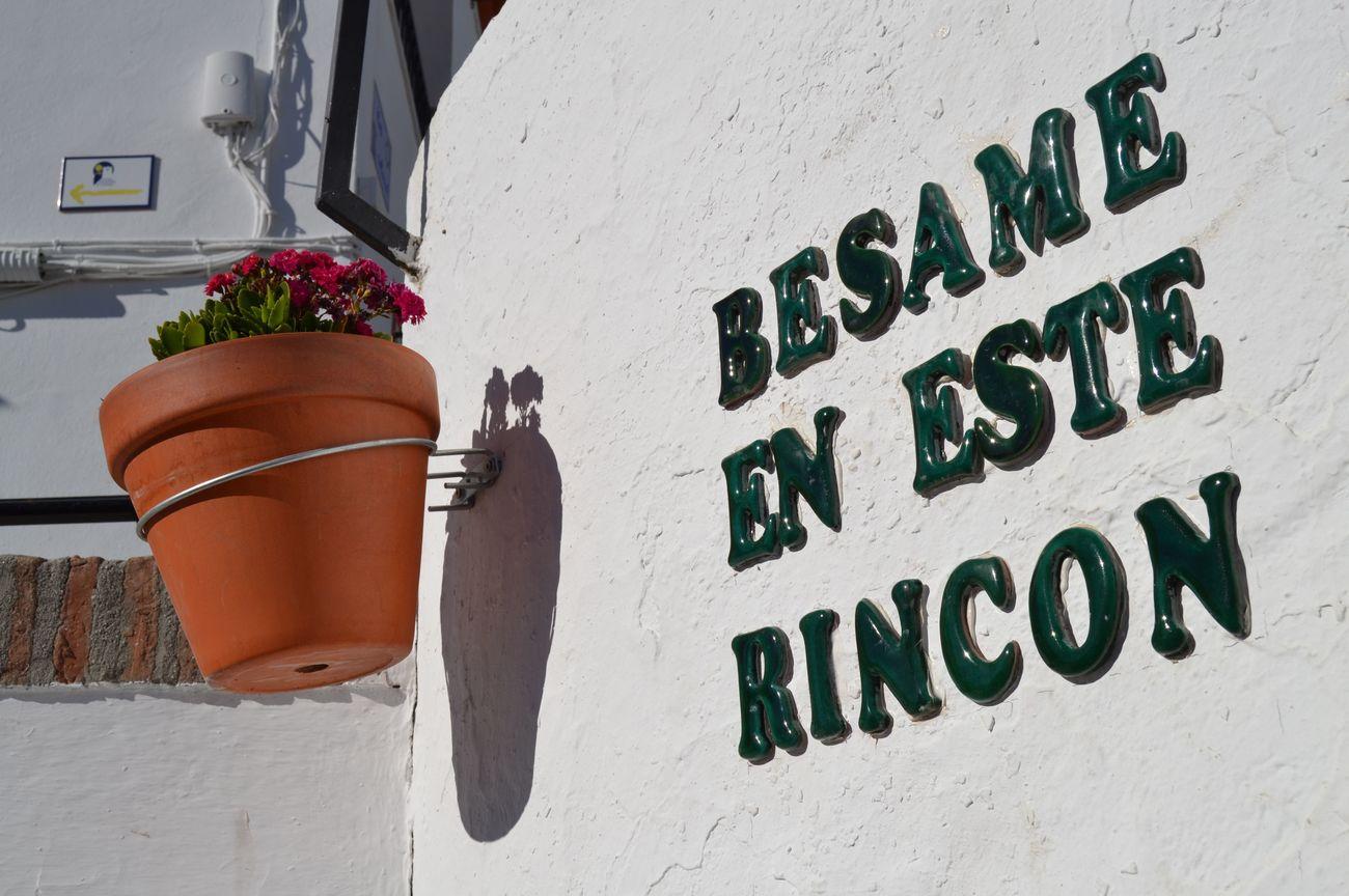 Foto: La ruta del 'Bésame mucho': rincones especiales para declararse en un pueblo de Málaga