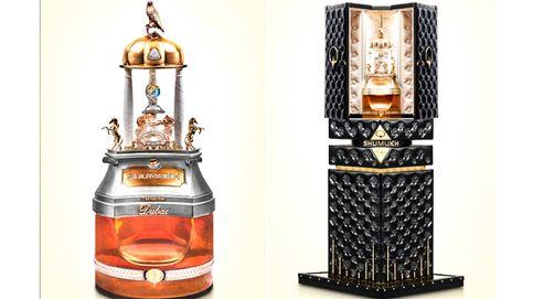 El perfume más caro del mundo se presenta en Dubai