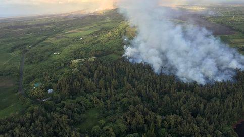 Nuevos flujos de lava en Hawái