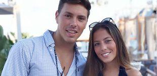 Post de Ivi y Carlos ('GH 16') se convierten en padres y presentan a Martina