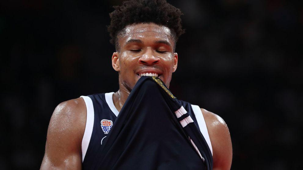 De 'MVP' de la NBA a decepción del Mundial: el fiasco de Giannis Antetokounmpo y Grecia
