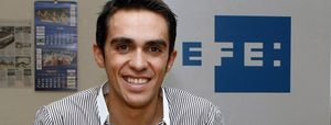 """Alberto Contador: """"Fue un Tour difícil, con situaciones complicadas"""""""