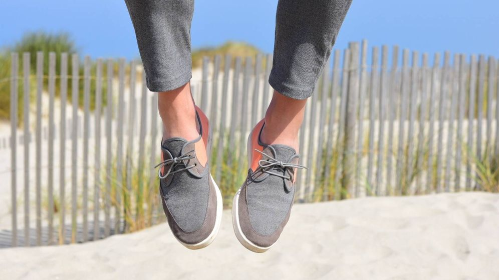 Foto: De lona, de esparto o de rejilla. Todos los modelos más cómodos y frescos que llevarás a la oficina y a la playa. (Imagen: Amor Shoes/Cortesía)