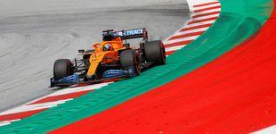 Post de Resultado Libres 2: dominio absoluto de Mercedes con Carlos Sainz en la lucha