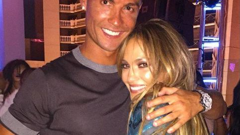 Cristiano Ronaldo se desmelena en el cumpleaños de Jennifer López