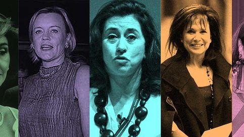 Rato, Blesa y Conde... ser mujer de banquero es profesión de riesgo