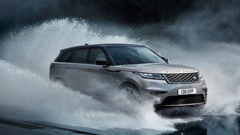 Range Rover, una gama de cuatro modelos