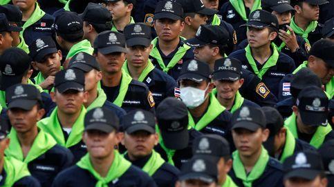 Evacuación de récord en Tailandia
