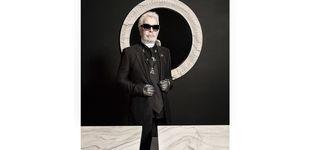 Post de Karl Lagerfeld se estrena como escultor
