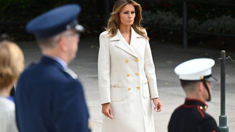 Melania Trump sorprende con su carísimo look en el Memorial Day
